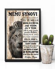 Lev Memu synovi nikdy nezapomen ze te miluji 11x17 Poster lifestyle-poster-8