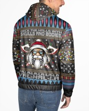 Viking deck the halls with skulls and bodies Men's All Over Print Hoodie aos-complex-men-hoodie-lifestyle-back-01