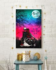 Nightmare christmas we're simply meant to be 11x17 Poster lifestyle-holiday-poster-3