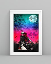 Nightmare christmas we're simply meant to be 11x17 Poster lifestyle-poster-5