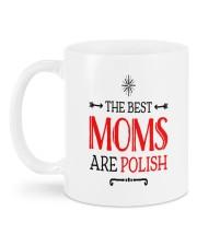 The best mom are polish mug Mug back