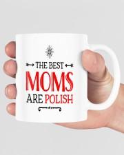 The best mom are polish mug Mug ceramic-mug-lifestyle-40