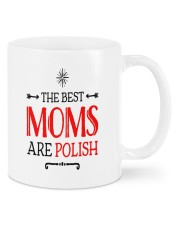 The best mom are polish mug Mug front