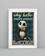 Jack why hello sweet cheeks have a seat poster 11x17 Poster lifestyle-poster-5