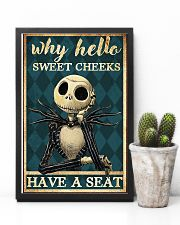 Jack why hello sweet cheeks have a seat poster 11x17 Poster lifestyle-poster-8