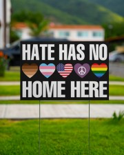 Hate Has No Home Here 18x12 Yard Sign aos-yard-sign-18x12-lifestyle-front-10