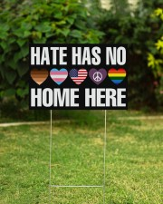 Hate Has No Home Here 18x12 Yard Sign aos-yard-sign-18x12-lifestyle-front-21