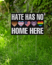 Hate Has No Home Here 18x12 Yard Sign aos-yard-sign-18x12-lifestyle-front-22