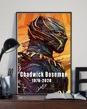 Rip Chadwick Boseman BlackPanther 1976-2020 Poster 11x17 Poster lifestyle-poster-2
