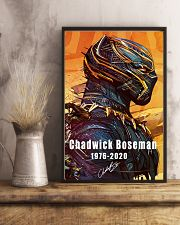 Rip Chadwick Boseman BlackPanther 1976-2020 Poster 11x17 Poster lifestyle-poster-3