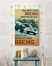 Sport car you don't stop racing when you get old p 11x17 Poster lifestyle-holiday-poster-3