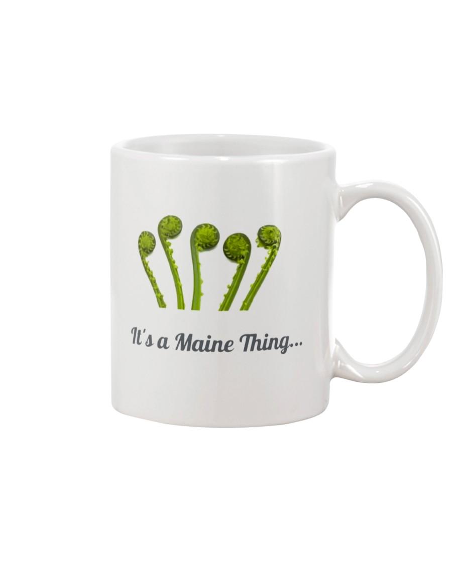 It's a Maine Thing Fiddlehead mug Mug