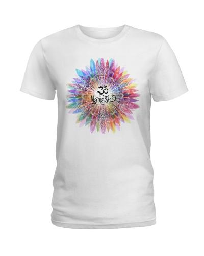 Namaste Om Yoga Shirt