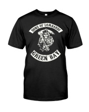 GREEN BAY Classic T-Shirt front