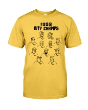 CITYCHAMPS Classic T-Shirt front