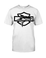 ROADGLIDE BLACK DECAL Classic T-Shirt thumbnail