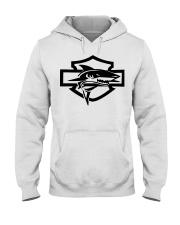 ROADGLIDE BLACK DECAL Hooded Sweatshirt thumbnail