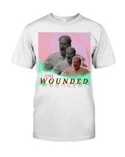 WOUNDED Classic T-Shirt front
