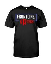 TECH FRONTLINE Classic T-Shirt front
