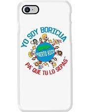 Yo Soy Boricua Pa' Que Tu Lo Sepas Phone Case thumbnail