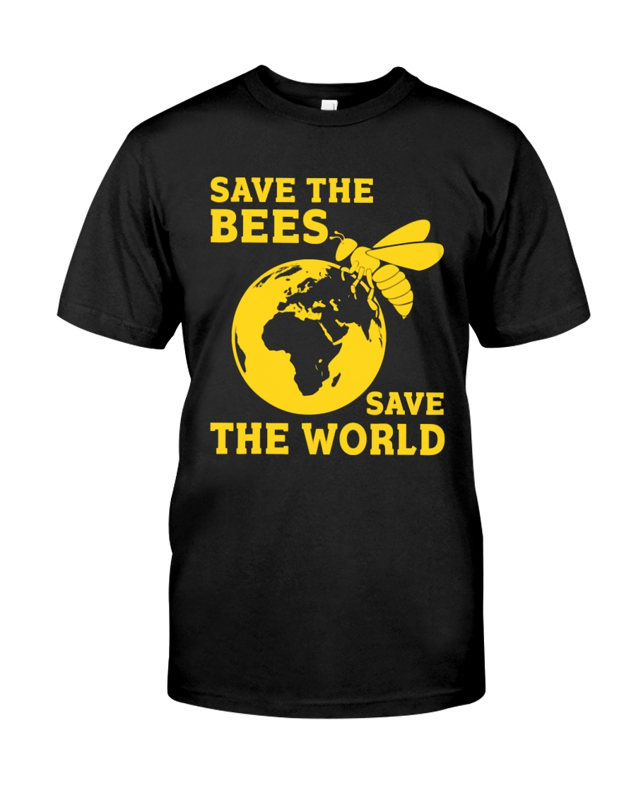 Limited Edition Save Bee Tshirt Classic T-Shirt