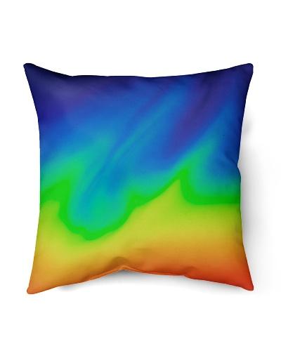 Cute Rainbow Pillow