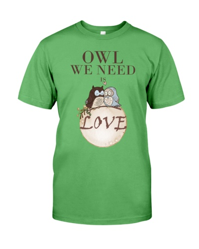 Owl We Need Is Love