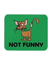 NOT fUNNY Mousepad front