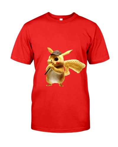 The detective Pika Limited edition t-shirt