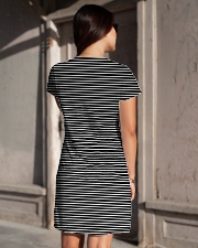 LIMIT EDITION All-over Dress aos-dress-back-lifestyle-1