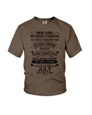 July Girl Youth T-Shirt thumbnail