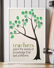 TEACHER TEACHCER TEACHER TEACHCER TEACHER TEACHCER 11x17 Poster lifestyle-poster-4