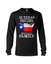 LIMITED EDITON Long Sleeve Tee front