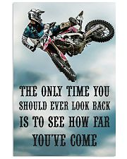 MOTOCROSS MOTOCROSS MOTOCROSS DIRT BIKE DIRT BIKE 11x17 Poster front