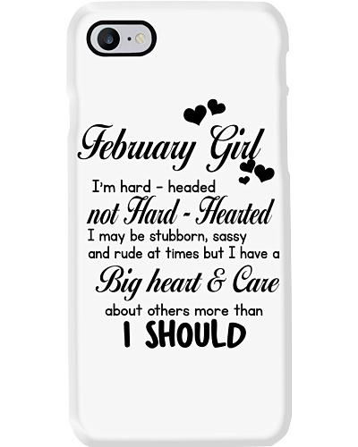 GIRL FEBRUARY