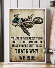 MOTOCROSS MOTOCROSS MOTOCROSS DIRT BIKE DIRT BIKE  11x17 Poster lifestyle-poster-4