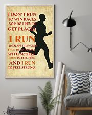 RUNNING RUNNING RUNNING RUNNING RUNNING RUNNING  11x17 Poster lifestyle-poster-1
