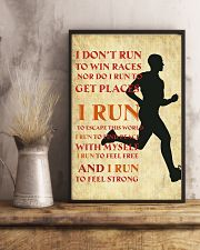 RUNNING RUNNING RUNNING RUNNING RUNNING RUNNING  11x17 Poster lifestyle-poster-3