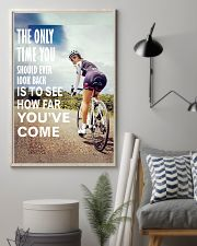 CYCLING BICYCLE CYCLE CYCLING BICYCLE CYCLE CYCLE 11x17 Poster lifestyle-poster-1