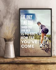 CYCLING BICYCLE CYCLE CYCLING BICYCLE CYCLE CYCLE 11x17 Poster lifestyle-poster-3