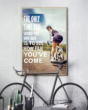 CYCLING BICYCLE CYCLE CYCLING BICYCLE CYCLE CYCLE 11x17 Poster lifestyle-poster-7
