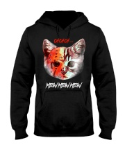 Meow Meow Meow Hooded Sweatshirt thumbnail