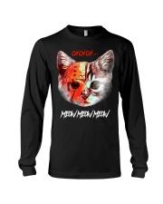 Meow Meow Meow Long Sleeve Tee thumbnail