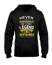 September  Legend Hooded Sweatshirt thumbnail