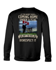 VETERAN 2020 Crewneck Sweatshirt thumbnail
