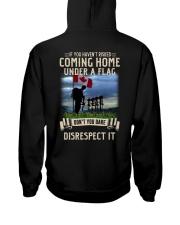 VETERAN 2020 Hooded Sweatshirt thumbnail