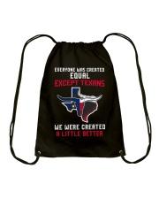 LIMITED EDITON Drawstring Bag front