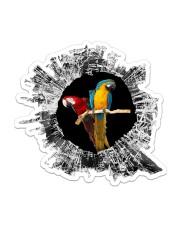 bi2 Sticker - Single (Vertical) front