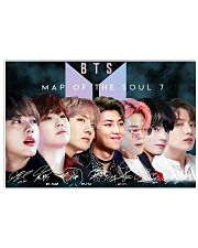 25 Perfect Gift For Fan 17x11 Poster front