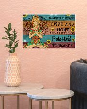 Yoga for life 17x11 Poster poster-landscape-17x11-lifestyle-21